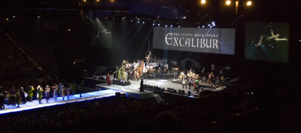 Excalibur - live in Cologne